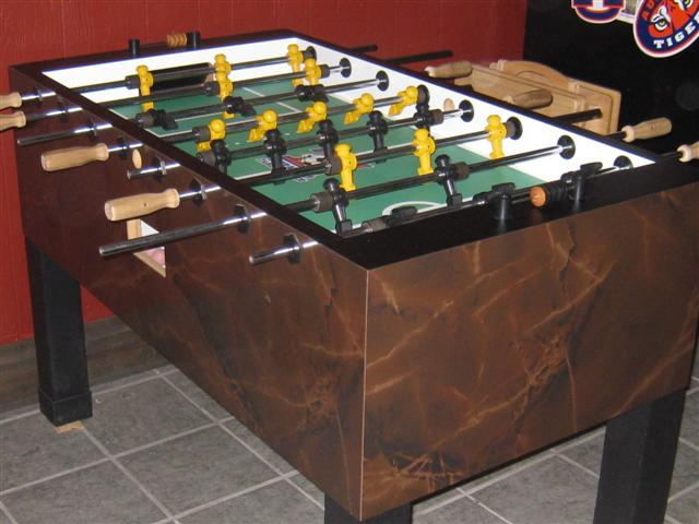 tp2000hm - Foosball Table For Sale