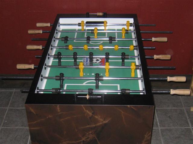 USED TORNADO FOOSBALL TABLE HOME MODEL USED PARTS FORSALE - Foosball table houston