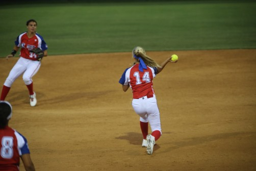 Softball Player Profile Information - Claire Jenkins
